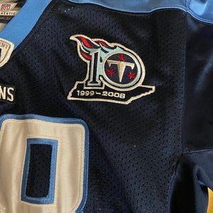 Chris Johnson Titans Reebok Jersey